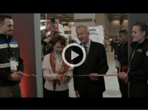 SECOURS EXPO 2018 – L'INAUGURATION
