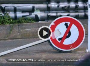 L'ETAT DES ROUTES EN FRANCE